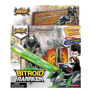 Akciona figrura Bitroid Rarrken Monkart MK00147