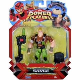 Akciona figrura Power Players Sarge 38152