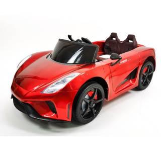 Auto na akumulator, model 244-1 crveni