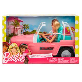 Barbie 2 lutke u automobilu FPR59