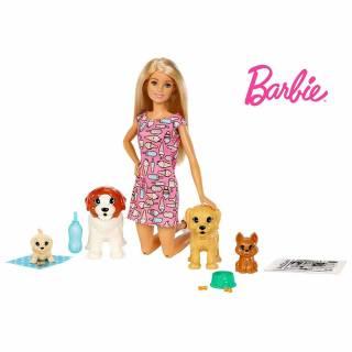 Barbie set sa kucama MAFXH08
