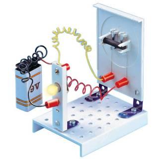 Didaktički eksperimentalni set elektro pionir Mehano E185