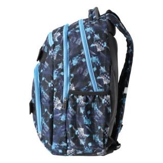 Ergonomski ranac Pattern Blue 161701