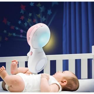 Infantino 3u1 muzička vrteška, projektor i noćno svetlo 115088
