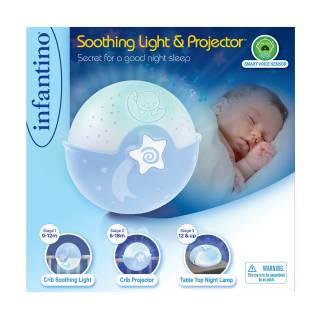 Infantino noćna lampa i projektor 115020