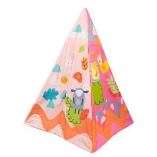 Jungle šator i podloga za igru 013006, rozi