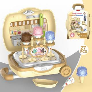 Kofer set Prodavac sladoleda P-0400