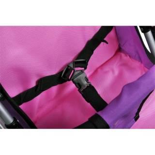 Kolica za lutke Knorr Toys Cico Pink Purple 90446