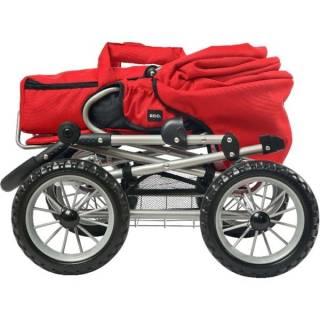 Kolica za lutke Brio - Combi-Crvena BR24891318
