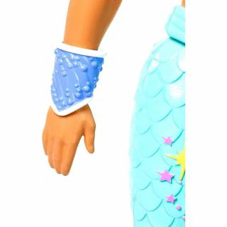 Lutka Ken Dreamtopia morski dečak MAFXT23
