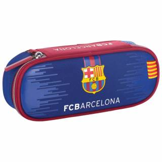 Ovalna pernica Barcelona 1 zip FC-228