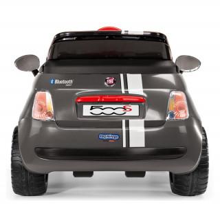 Fiat 500 6v sa Daljinskim Upravljačem Grigio, p75120066