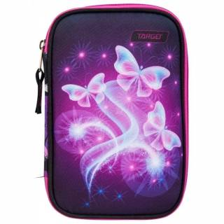 Pernica puna Target Violet Butterfly 26733