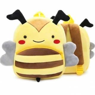 Plišani ranac za vrtić Pčelica