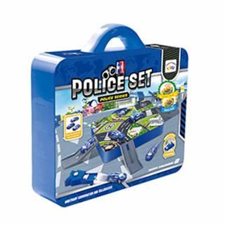 Policijski Poligon Set U Koferu 0268455