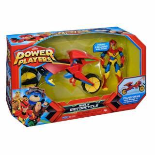 Power Players Axel i vozilo 38751