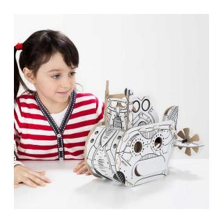 3D puzzle podmornica RK6011