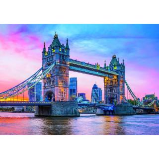 Puzzla Tower Bridge Sunset 31816