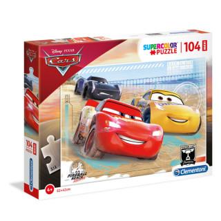 Puzzle 104 maxi Cars CL23727