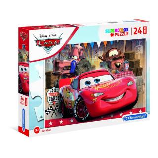 Puzzle 24  Maxi Cars 24203