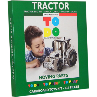 3D puzzle traktor RK6010