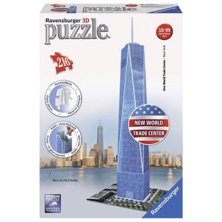 Ravensburger 3D puzzle Svetski trgovinski centar RA12562