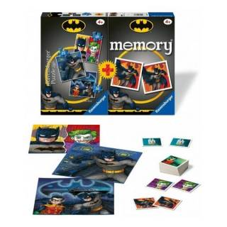 Ravensburger drustvena igra - Batman puzzla + memorija