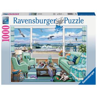 Ravensburger puzzla Beachfront Getaway RA16817