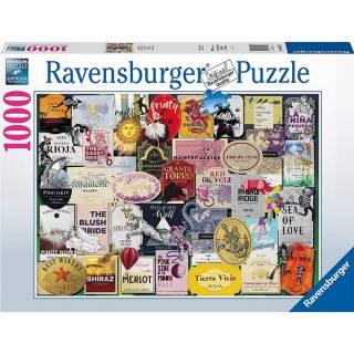 Ravensburger puzzla Vinske etikete RA16811