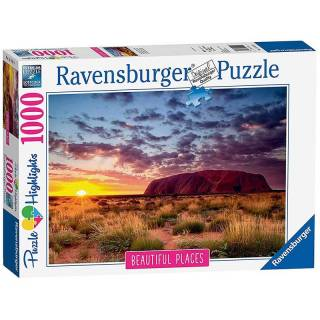 Ravensburger puzzle  Ayers Rock Australija RA15155