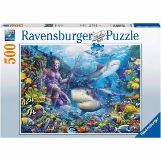 Ravensburger puzzle Bog mora RA15039