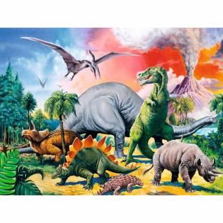 Ravensburger puzzle Dinosaurusi RA10957