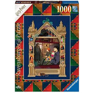 Ravensburger puzzle Hari Poter u Hogvortsu RA16515
