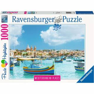 Ravensburger puzzle Malta RA14978