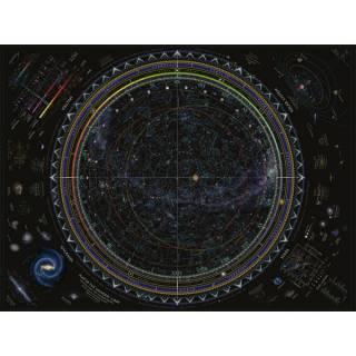 Ravensburger puzzle Mapa univerzuma RA16213