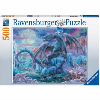 Ravensburger puzzle Mistični zmaj RA14839
