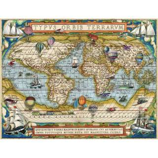Ravensburger puzzle Put oko sveta  RA16825