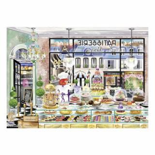 Ravensburger puzzle Radnja u Parizu RA13984