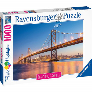 Ravensburger puzzle San Francisko  RA14083