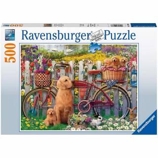 Ravensburger puzzle Slatki psi RA15036