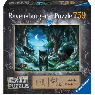 Ravensburger puzzle Vuk RA15028