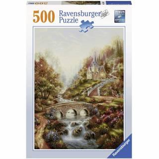Ravensburger puzzle Zlatni sat RA14986