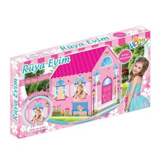 Šator roze kućica 57935
