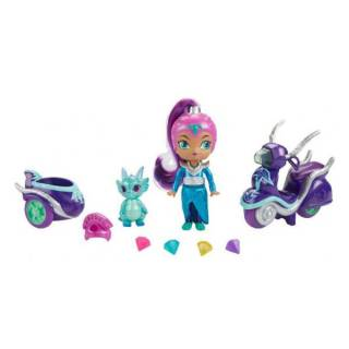 Shimmer and Shine Zeta Scooter 526097