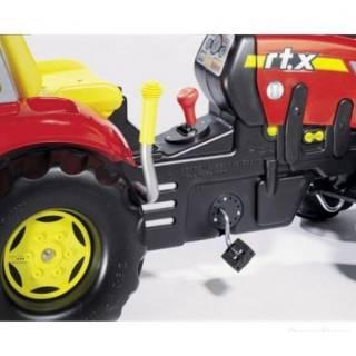 Traktor na pedale sa menjačem i kočnicom Rolly XTrack 035564