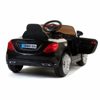 Auto za decu, model 220 aris CRNI