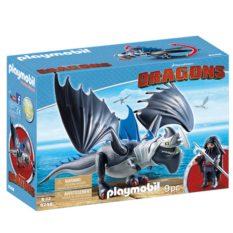 Playmobil Dragons: Drago i zmaj 17781