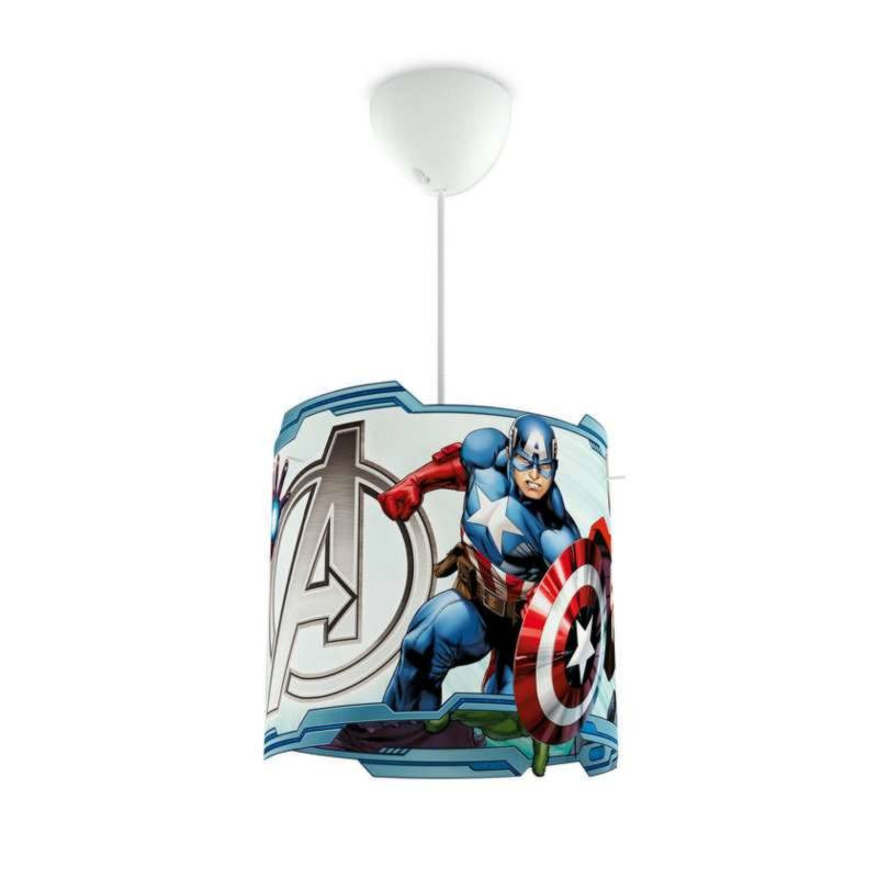 Philips visilica-luster Avengers 71751/35/16