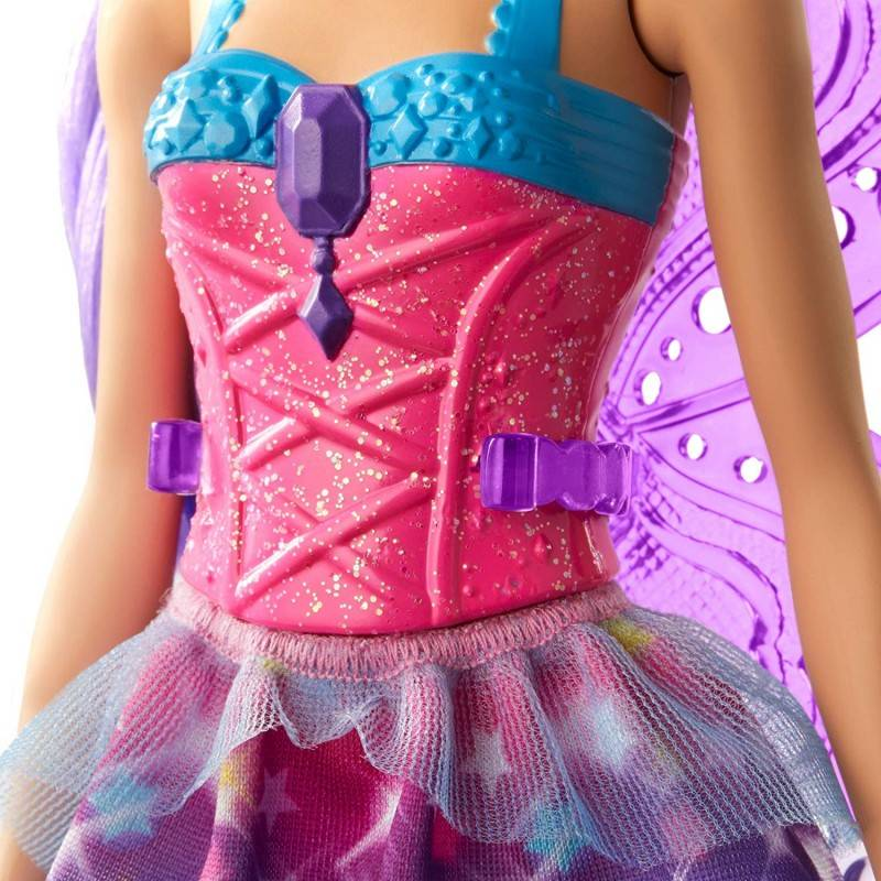 Barbie lutka Dreamtopia Fairy GJK00