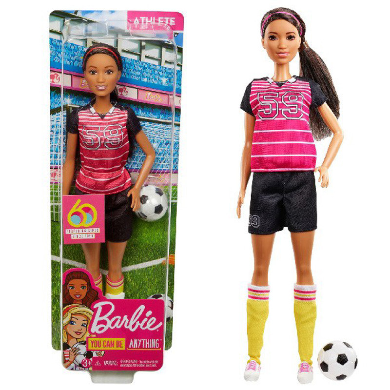 Barbie lutka sportista GFX26